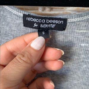 Rebecca Beeson Tops - Soft light weight rib tank